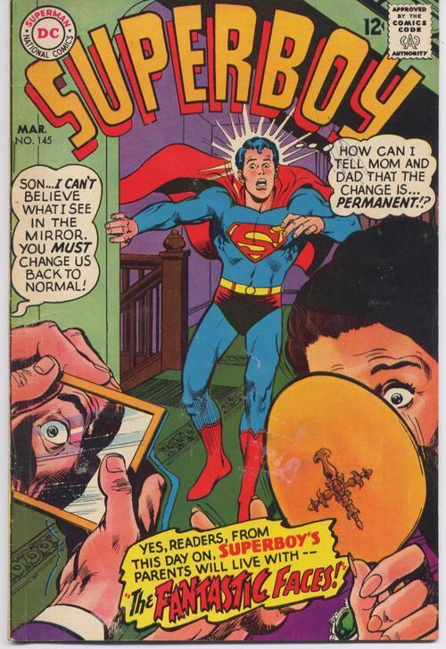 Superboy  145