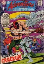 DC 1968 ADVENTURE COMICS #372 Superboy's Crack-up Smallville Clark Kent ... - $4.95