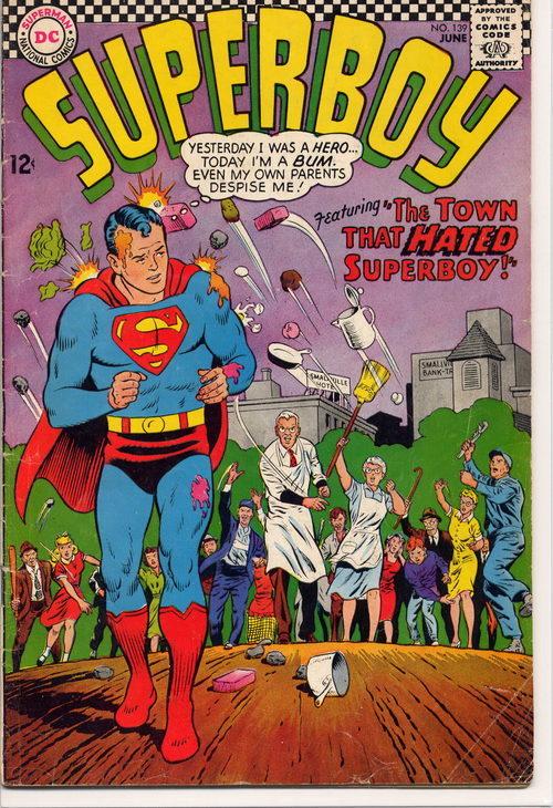Superboy 139