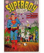 DC 1967 Superboy #139 The Town That Hated Superboy Clark Kent Lana Lang - $8.95