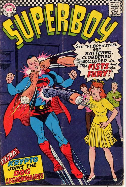 Superboy 131