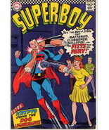 DC 1966 Superboy #131 The Fists and The Fury Clark Kent Smallville Lana ... - $8.95