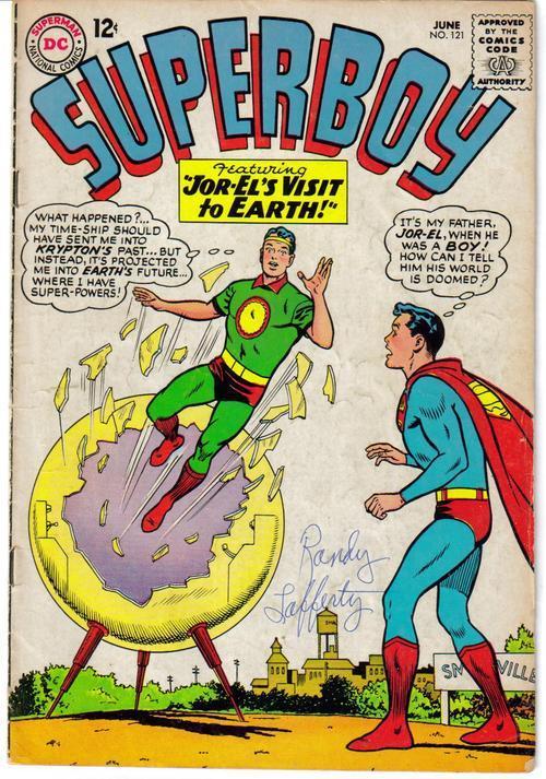 Superboy 121