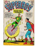 DC SuperBoy #121 Jor-El Smallville Lana Lang Phantom Zone Clark Kent Adv... - $11.95