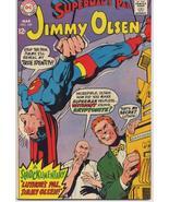 DC Superman's Pal Jimmy Olsen #109 Luthor Metropolis Lois Lane Clark Kent - $6.95