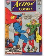 DC Action Comics #354 Superman Daily Planet Supergirl Metropolis Lois Lane  - $6.95