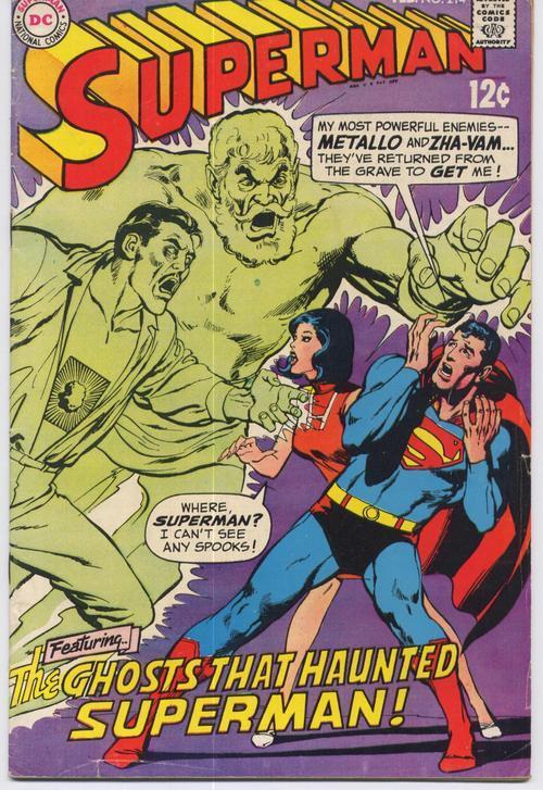 Superman  214