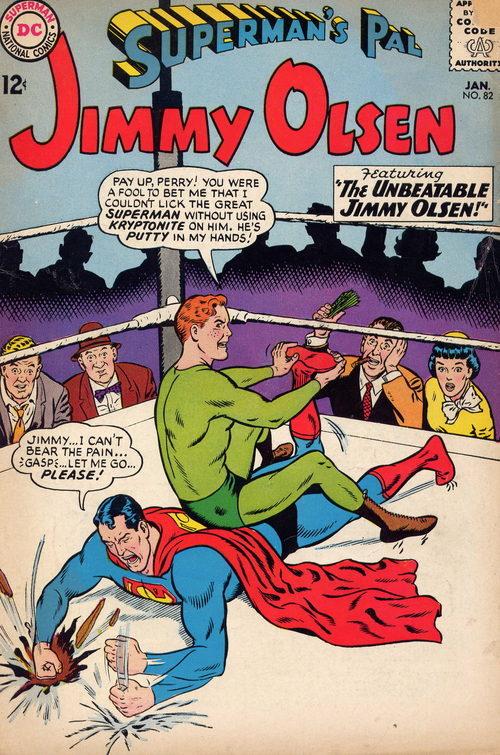 Jimmy olsen 82
