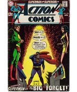 DC Action Comics #375 Superman Metropolis Lois Lane Supergirl Metropolis  - $7.95