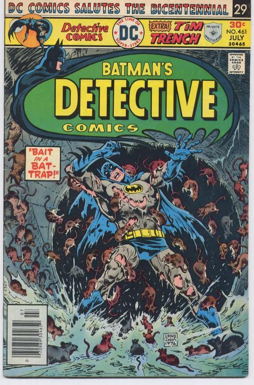 Detective comics  461