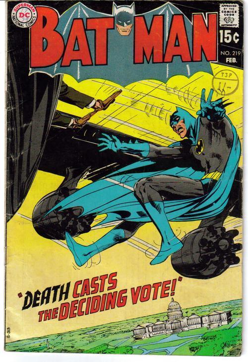 Batman 219