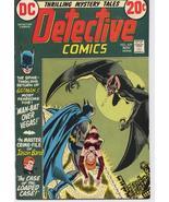 DC DETECTIVE COMICS #429 BATMAN MAN-BAT Bruce Wayne Gotham City  - $10.95