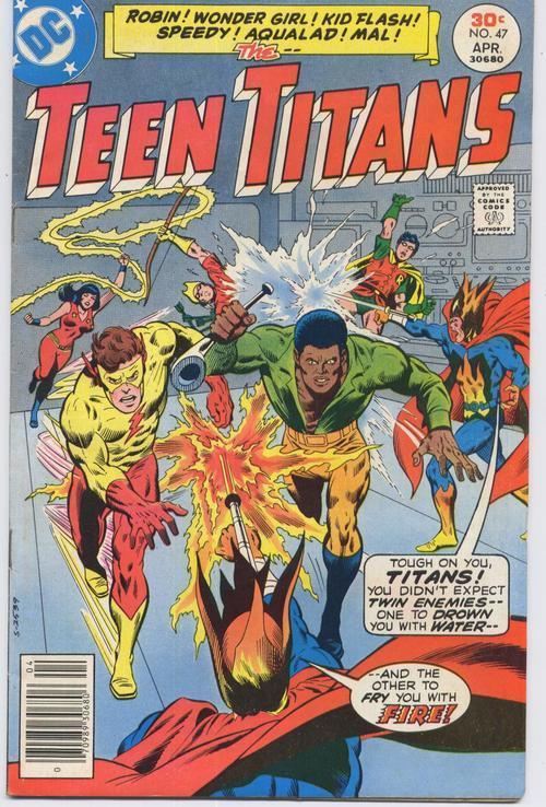 Teen titans  47