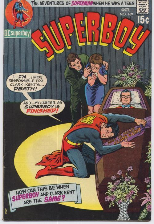 Superboy  169