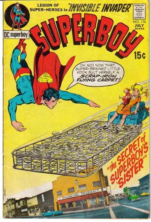 Superboy 176