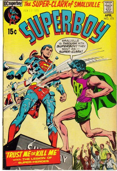 Superboy 173