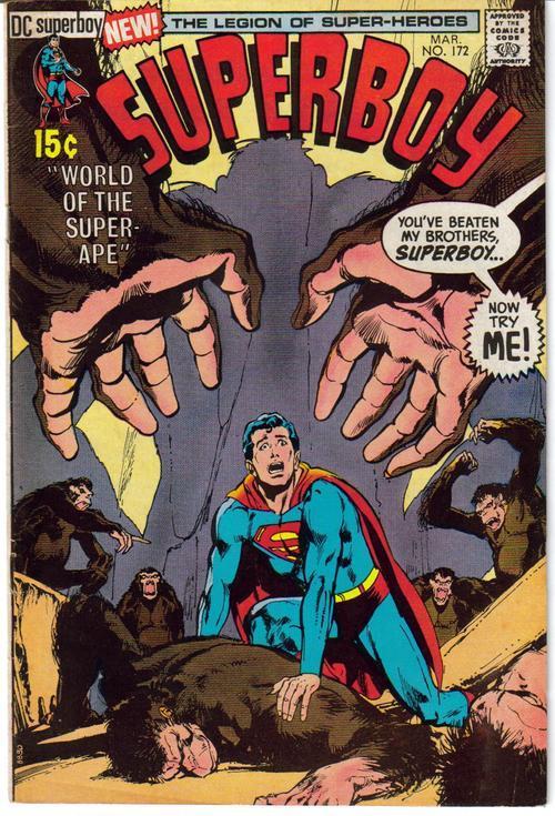 Superboy 172