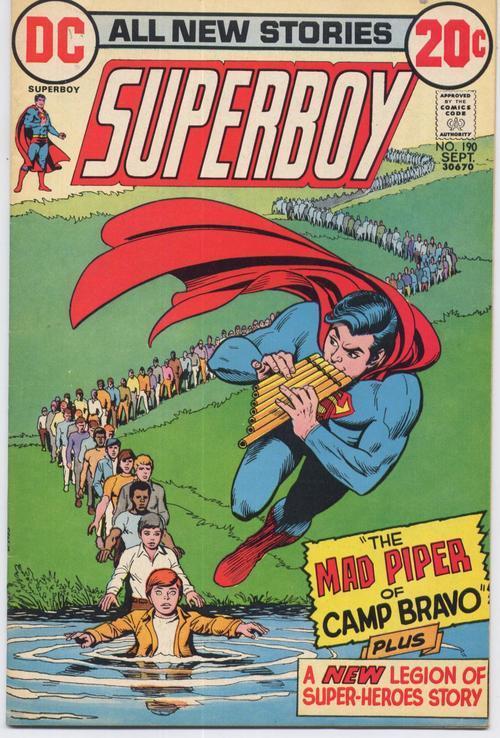 Superboy  190