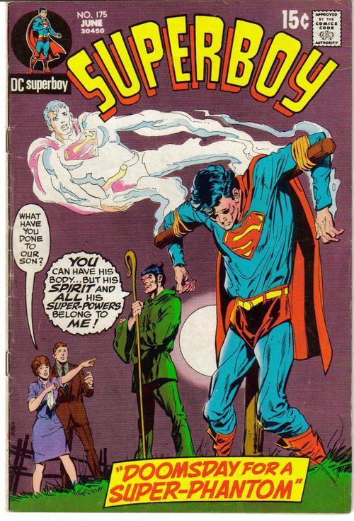 Superboy 175