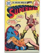 DC Superman #281 Smallville Metropolis  Action Adventure Lois Lane Perry... - $5.95