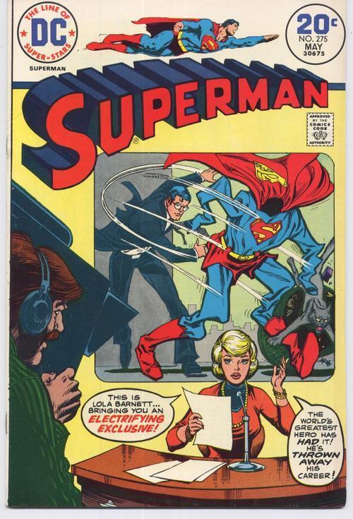 Superman  275