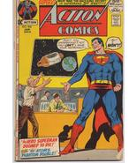 DC Action Comics #408 Superman Atom Smallville DC Metropolis Lois Lane  - $4.95