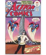 DC Action Comics #445 Superman Green Arrow Black Canary Lois Lane Metrop... - $4.95