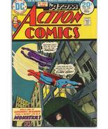 DC Action Comics #430 Superman Atom Smallville DC Metropolis Lois Lane  - $4.95