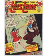 DC Superman's Girlfriend Lois Lane #130 Clark Kent Metropolis Perry White  - $4.95