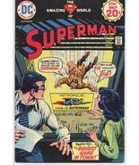 DC Superman #277 Metropolis Smallville Lois Lane Planet Perry White Clar... - $4.95