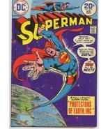 DC Superman #274 Metropolis Smallville Lois Lane Daily Planet Perry Whit... - $4.95