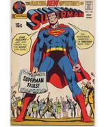 DC Superman #240 Metropolis Smallville Lois Lane Planet Action Adventure - $6.95