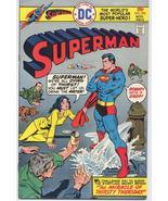 DC 1975 SUPERMAN #293 VERY FINE CURT SWAN Classic Tale Clark Kent Lois Lane - $8.95