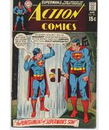 DC Action Comics #391 Superman Legion Of Super-Heroes Clark Kent Metropo... - $4.95