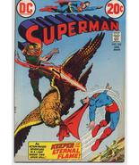 DC Superman #260 Clark Kent Smallville Metropolis Lois Lane Action Adven... - $5.95