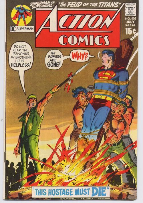 Action comics  402
