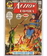 DC Action Comics #402 Superman Metropolis DC Smallville Lois Lane Metrop... - $8.95