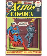 DC Action Comics #448 The Atom Smallville Metropolis DC Action Adventure  - $5.95