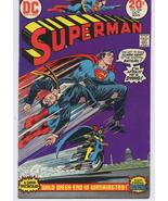 DC Superman #268 Batgirl Smallville Metropolis DC Action Adventure Clark... - $5.95