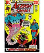 DC Action Comics #420 Superman Metropolis Jimmy Olsen Action Adventure  - $5.95