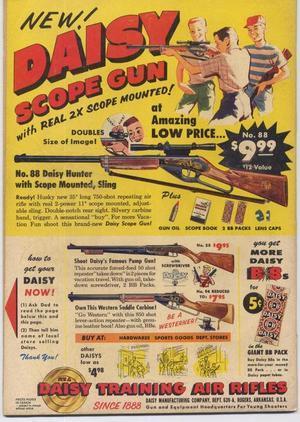 Dell 1959 DAFFY DUCK #18 VERY GOOD Elmer Fudd Suzanne Funny Animal