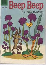 Dell 1959 BEEP BEEP THE ROAD RUNNER #1008 VERY GOOD - $10.95
