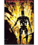 Now Comics Terminator The Burning Earth TPB Alex Ross - $39.95