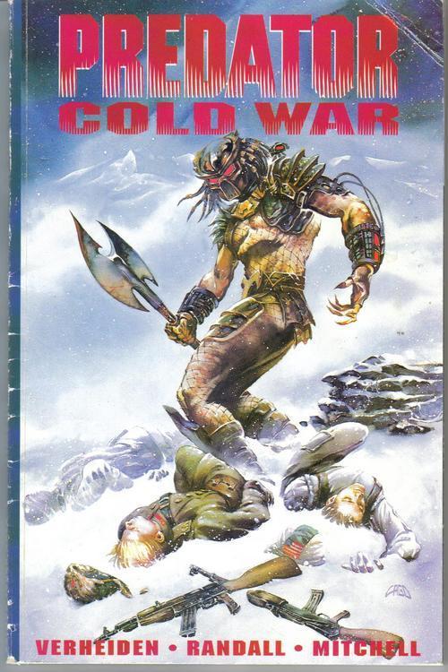 Predator cold war