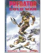Dark Horse Predator Cold War TPB 1st Printing Monster Horror Terror Aliens - $11.95
