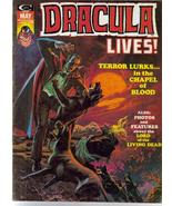 Dracula Lives #6 Terror Lurks Chapel Of Blood Photos Horror Terror - $8.95