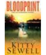 Bloodprint by Kitty Sewell (2009, Hardcover) - $9.95