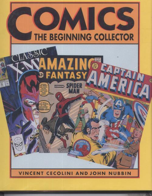 Comics beginning collector