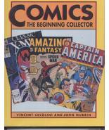 Comics The Beginning Collector Cecolini Nubbin Hard Cover - $19.95