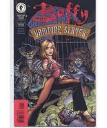 Dark Horse Buffy The Vampire Slayer #1 Monster Action Adventure - $4.95